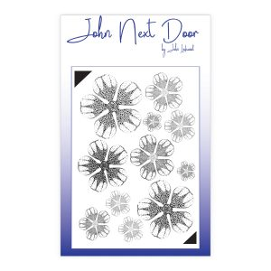 John Next Door – BLOSSOM Clear Stamp