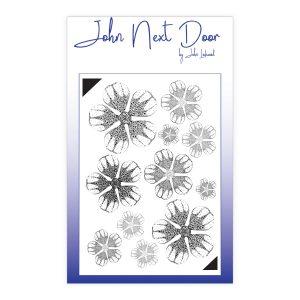 John Next Door – BLOSSOM Clear Stamp