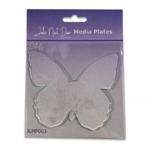 John Next Door – Butterfly Media Plate