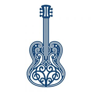 Tattered Lace – Guitar