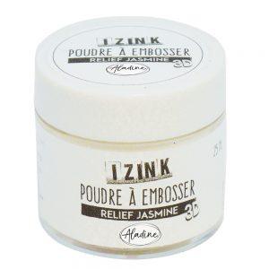 Aladine Embossing Powder – Relief Jasmine